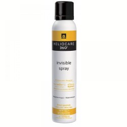 HELIOCARE 360° INVISIBLE SPRAY SPF 50+ 200 ML