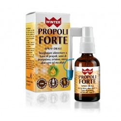 WINTER PROPOLI FORTE SPRAY ORALE 20 ML