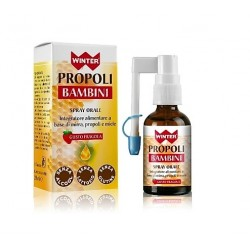 WINTER PROPOLI BAMBINI SPRAY ORALE 20 ML