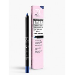 IALUCOLLAGEN EYES MATITA GEL EYELINER OCCHI LONG LASTING – BLU