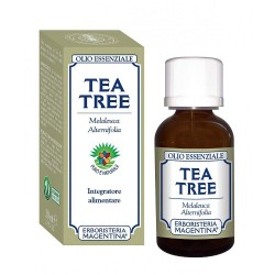 Erboristeria Magentina  Tea Tree Olio essenziale 30 ml
