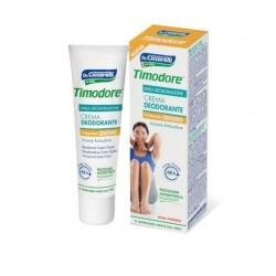 Timodore Crema Deodorante  48 H Piedi Profumazione Zenzero