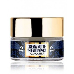 WONDER NIGHT VISO CREMA NOTTE AL VELENO DI VIPERA 50 ML LR WONDER