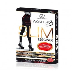 WONDER B SLIM LEGGINGS IN OMAGGIO WONDER BODY CREMA CORPO