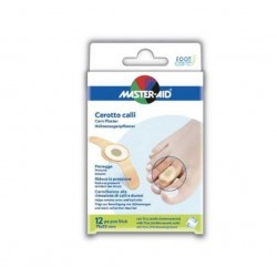 CEROTTO CALLI 12 PEZZI FOOT CARE MASTER AID