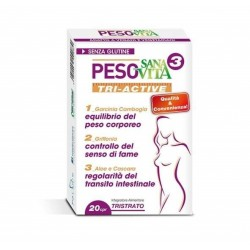 SANAVITA PESO TRIACTIVE 20 COMPRESSE