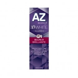 Dentifricio AZ 3D White Luxe Bianco Brillante