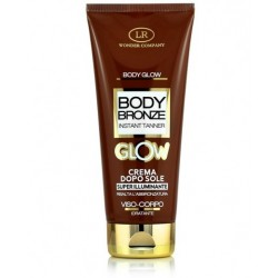 BODY GLOW CREMA DOPO SOLE 200 ML LR WONDER