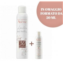 ACQUA TERMALE AVÈNE SPRAY 300ML IN REGALO FORMATO DA  50 ML