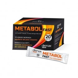 DRENAX FORTE METABOL FAST 20 BUSTINE STICK PACK GUSTO MANGO-LIME