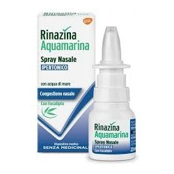 RINAZINA AQUAMARINA SPRAY NASALE IPERTONICO 20 ML