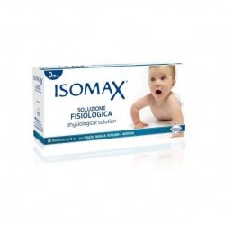 ISOMAX SOLUZIONE FIOSIOLOGICA 20 FLACONCINI DA 5 ML