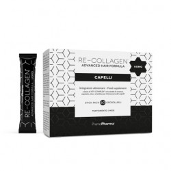 Re-Collagen® Advanced Hair Formula Uomo benessere capelli