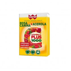 VITAMINA C PLUS 1000 WINTER 30 COMPRESSE MASTICABILI GUSTO ARANCIA