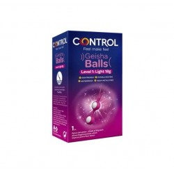 GEISHA BALLS 18G CONTROL