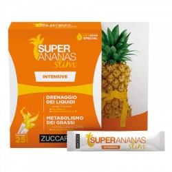 ZUCCARI SUPER ANANAS SLIM INTENSIVE 25 STICK PACK