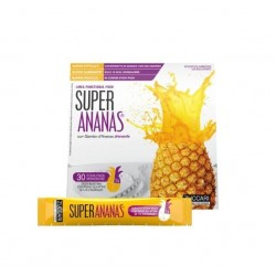 ZUCCARI SUPER ANANAS 30 STICK PACK