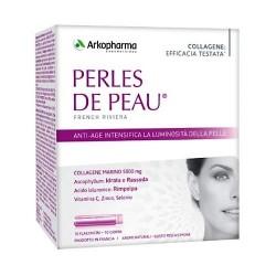 Perles de Peau Collagene Marino Anti-age 10 Flaconcini Arkopharma