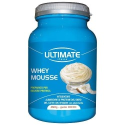 ULTIMATE WHEY MOUSSE 450 G GUSTO COCCO
