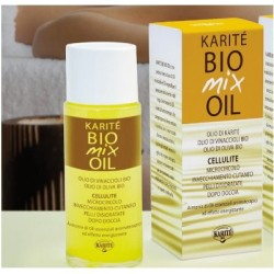 BIO MIX OIL CELLULITE società del karitè
