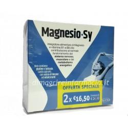 MAGNESIO SY 20 BUSTINE CONFEZIONE DOPPIA
