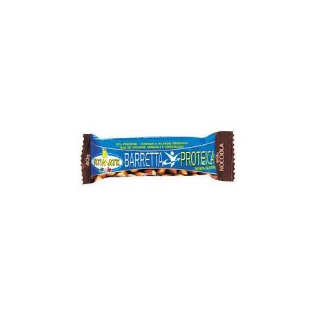 barretta proteica gusto nocciola 40 g