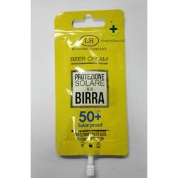 BEER CREAM PROTEZIONE SOLARE ALLA BIRRA SPF 50+