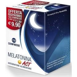MELATONINA ACT 150 CPR contribuisce alla riduzione del tempo richiesto per prendere sonno